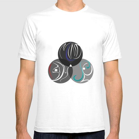 Mind, Body, Soul. T-shirt