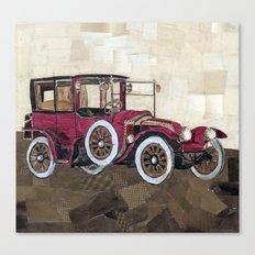 1912 Renault type CB coupe de ville Canvas Print