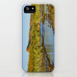 Pentecost River Crossing iPhone Case