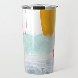 abstract painting XVI Travel Mug