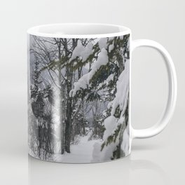 Winter in the Whites Coffee Mug