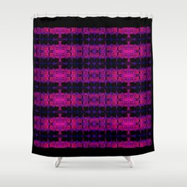 Gemini's Twins Shower Curtain
