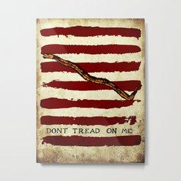 Navy Jack Metal Print