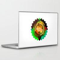 vertigo Laptop & iPad Skins featuring Vertigo by eff.