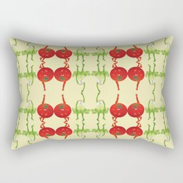 From the Salad to the dance floor Rectangular Pillow