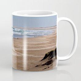 Birubi Point, Stockton Beach, NSW Coffee Mug