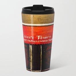 Alex's Tavern, Memphis Travel Mug