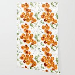 Pure Citrus (Color) Wallpaper