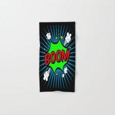 Boom Boom Boom Hand & Bath Towel