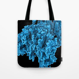 Cellular Automata 02 Tote Bag