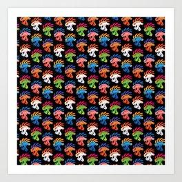 Murloc Swarm Art Print