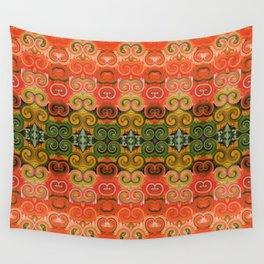 Creamsicle Wall Tapestry