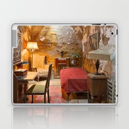 Al Capone's Luxurious Prison Cell Laptop & iPad Skin