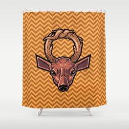 Omega Shower Curtain