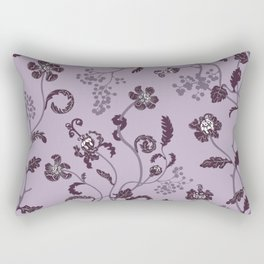 gentle weeds Rectangular Pillow
