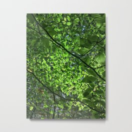 -GREENLIGHT- Metal Print