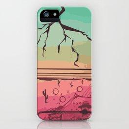 Luv N' Loathing iPhone Case