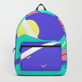 Earth girl Backpack