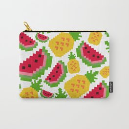 watermelon pattern fruit summer Carry-All Pouch