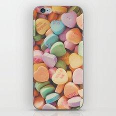 you & me ... iPhone & iPod Skin