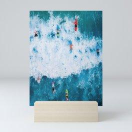 Salt life Mini Art Print