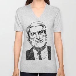 Robert Mueller III T-Shirt Unisex V-Neck