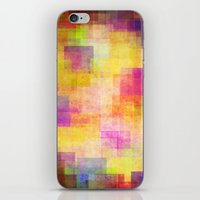 carnival iPhone & iPod Skins featuring Carnival by SensualPatterns