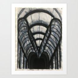 Platform 13 Art Print