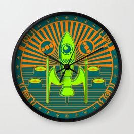 Kosmos 61 Wall Clock