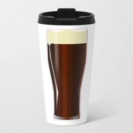 Pint Beer Glass Travel Mug