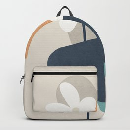 Abstract Flowers 3 Backpack