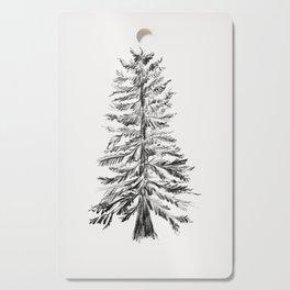 Cedar Tree Cutting Board