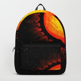 Red Giant Star Backpack