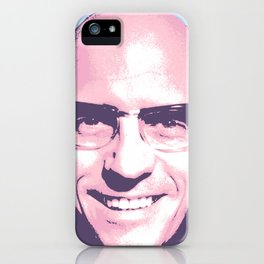 Michel Foucault iPhone Case