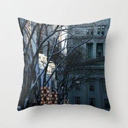 Trees #2 Throw Pillow