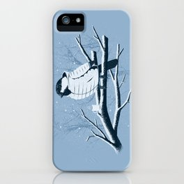 North For The Winter. iPhone Case