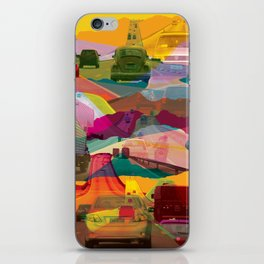 Infinity Road iPhone Skin