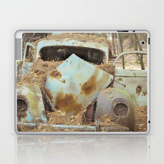Junqueyard Blues Laptop & iPad Skin