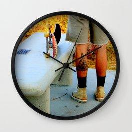 A Benchmark Achievement Wall Clock