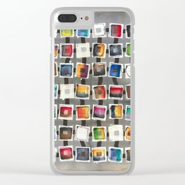 Being different Clear iPhone Case