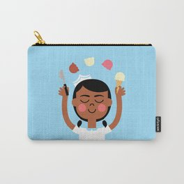 One Scoop or Two? Carry-All Pouch