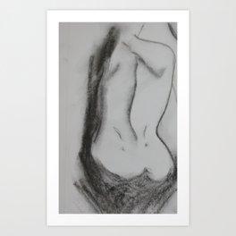 outlines Art Print