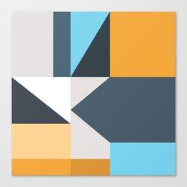Modern Geometric 61 Canvas Print