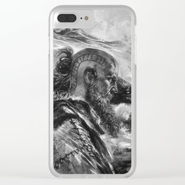 Among the Gods Clear iPhone Case
