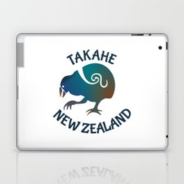TAKAHE New Zealand Native bird Laptop & iPad Skin