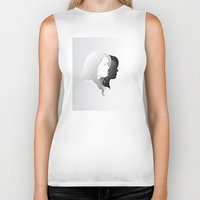 lydia martin Biker Tanks featuring Lydia and Allison in Profile by Kjerstin A
