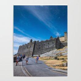 Rock of Cashel, Ireland Poster