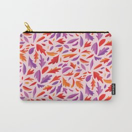 Colors of the Wind Pattern Carry-All Pouch