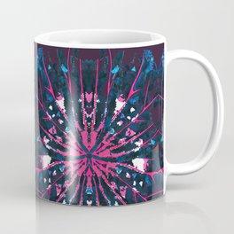 The Abstract Flower Coffee Mug