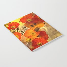 Poppy Expressions Notebook